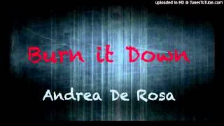 Burn it Down - (Andrea De Rosa piano version) Linkin Park