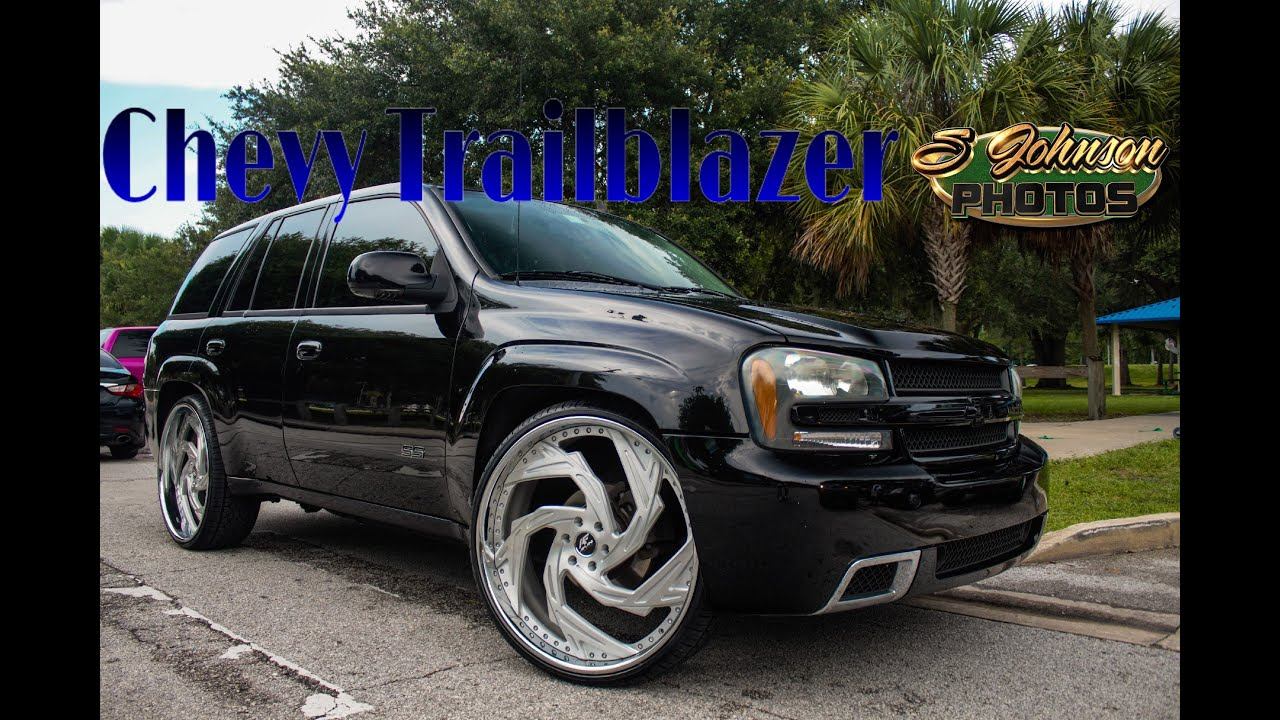 Chevy Trailblazer SS chopping on Amani Forged in HD (must ...