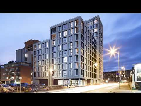 Ancoats Gardens Manchester By Beech Holdings