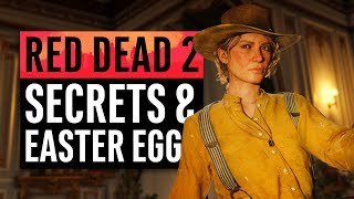 Red Dead Redemption 2 | 50 Easter Eggs and Secrets