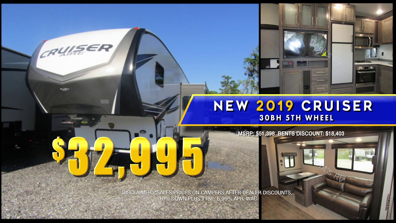 Louisiana RV Dealer | Travel Trailers, Campers & Motorhomes