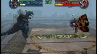 Godzilla: Save the Earth - Survival Mode - Space Godzilla
