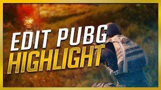 PUBG EDIT - HIGHLIGHT KILLER7