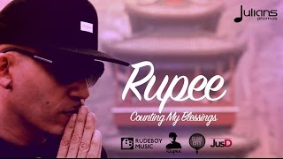 Rupee - Counting My Blessings (Live Lyric Video)