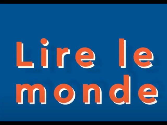 Lire le monde,  le festival littéraire de Corse-du-sud, parrainé par Jérôme Ferrari