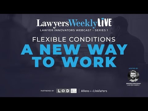 Flexible conditions: A new way to work?