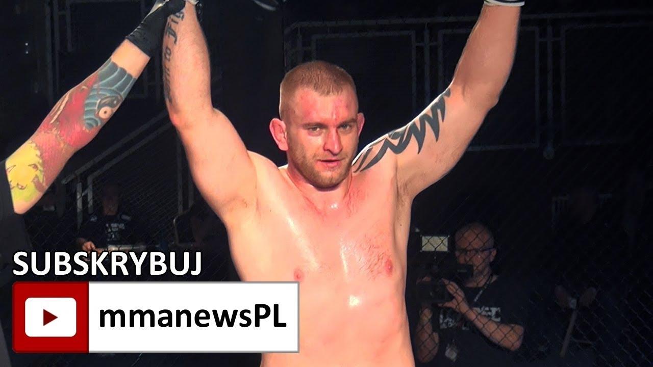 Runda 7: Mateusz Symoczko zwyciężył przegrany pojedynek w nokautującym stylu
