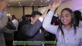 XLVIII Asamblea General Ordinaria y VI por Delegados COOPMANOGUAYABO.