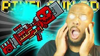 NEW 15.9 UPDATE! ROYAL ASHBRINGER! | Pixel Gun 3D