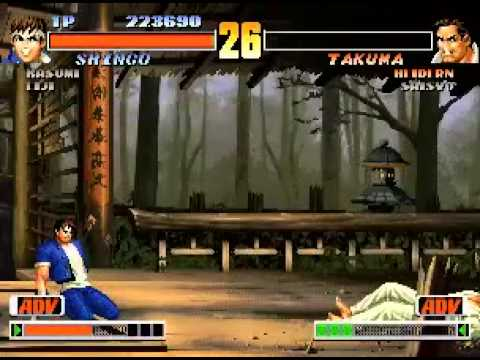 The King of Fighters 98 - 10th Anniversary Edition [EGHT]