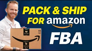How to Package & Ship Your Product to Amazon FBA