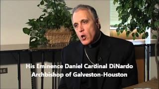 Daniel Cardinal DiNardo addresses social issues
