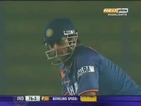 MS Dhoni 101 vs Bangladesh