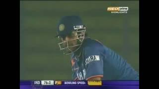 MS Dhoni 101 vs Bangladesh