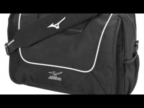 f9c632728e Mizuno Coaches Briefcase 360172 - YouTube