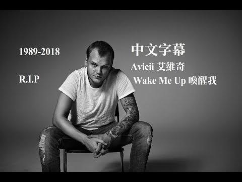 Avicii 艾維奇 - Wake Me Up 喚醒我【中文字幕】1989-2018(R.I.P)