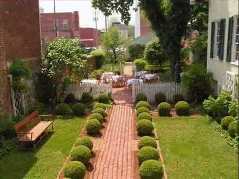 Garden Design Ideas I Garden Design Ideas Small Gardens - YouTube
