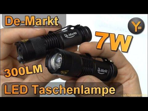 taschenlampe de markt