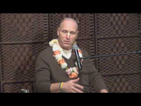 How to be grateful to Krsna for whatever one has whether 'good' or 'bad' by HG Vaisesika Prabhu