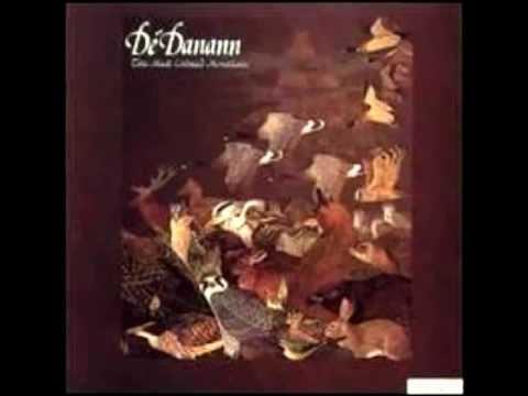 De Danann - The Mist Covered Mountain -1980 (Full Album)