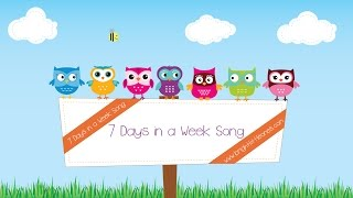 7 Days in a Week Song