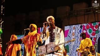 mallem houssam gania au festival gnaoua musiques du monde 2016