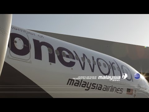 Malaysia Airlines Is Now Part Of Oneworld