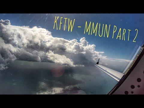 Cancun ILS Approach. Wake Turbulence Encounter/Avoidance.