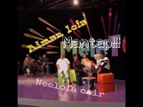 Neelofa terpesona dengan aiman yang gentle di set!