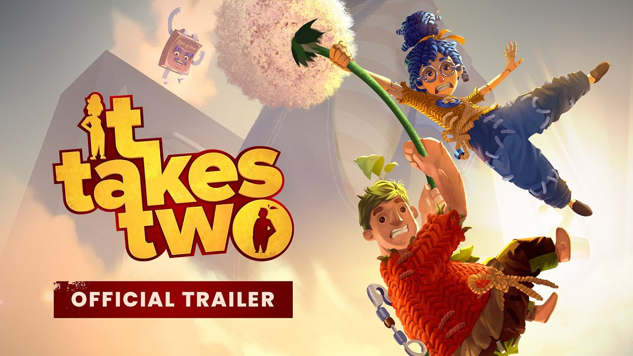 It Takes Two - Official Reveal Trailer