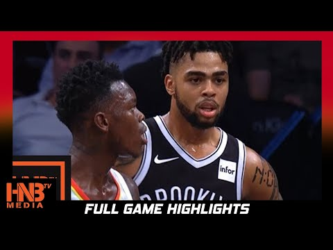 Atlanta Hawks vs Brooklyn Nets Full Game Highlights / Week 1 / 2017 NBA Season