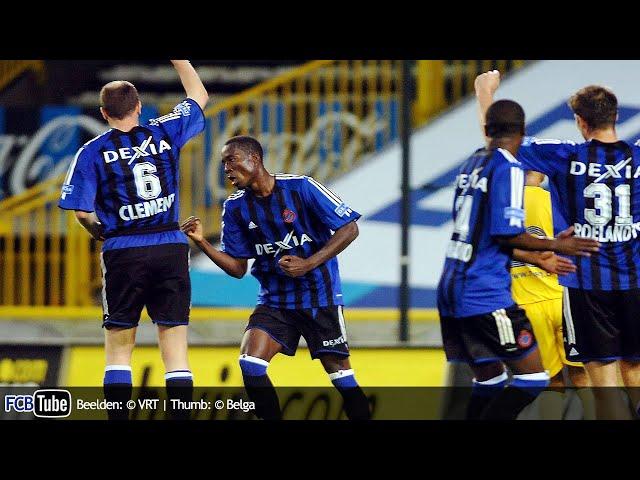 2006-2007 - Beker Van België - 01. 16de Finale - Club Brugge - Union Sint-Gillis 2-0
