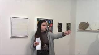 Curator's Talk with Aubrey Levinthal @ Cerulean Arts Gallery, December 8, 2018