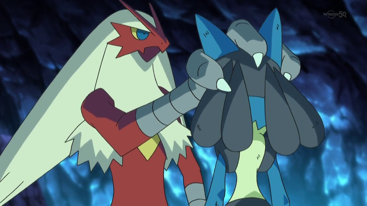 pokemon x and y the best fights amv youtube