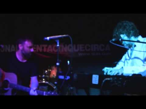 STRANGE FEELING - LIAM Ó MAONLAÍ & PETER O' TOOLE live@1e35circa, Cantù - 2014 feb 10