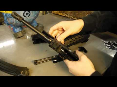 SIG SAUER MPX - Disassembly And Reassembly