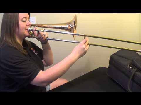 Trombone/Euphonium Lesson 1.4 Embouchure and the first notes