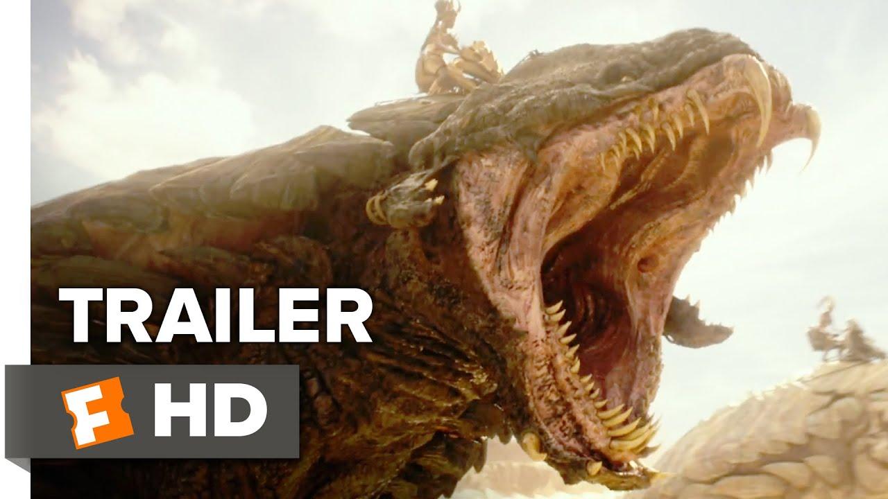 Download Gods of Egypt Official Trailer #2 (2016) - Brenton Thwaites, Gerard Butler Movie HD