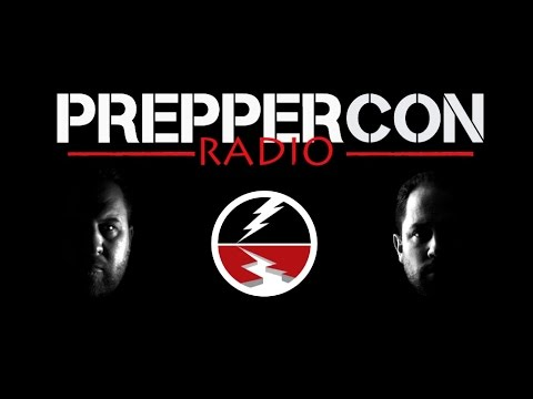 PrepperCon Radio Episode 1, 10 07 15 - Intro to PrepperCon