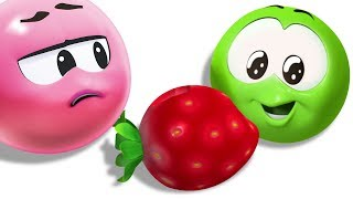 Colors for Children Learn Colors with Color Balls | Wonder Balls Kids Colors Learning Videos