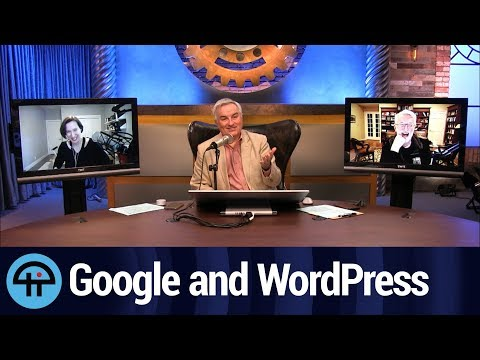 Google and WordPress Make News