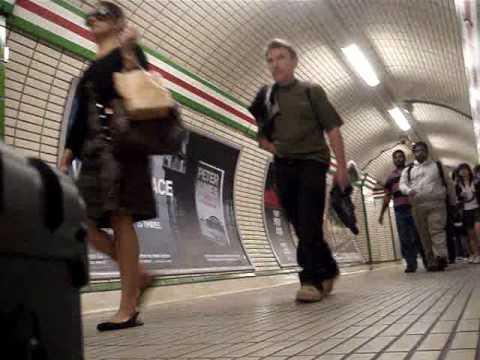 London underground stone fox chase harmonica