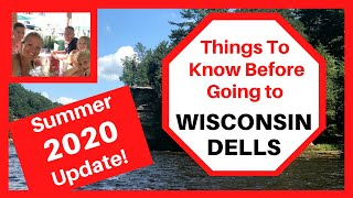 Things To Know Before Going To Wisconsin Dells 2020... START HERE before you go!