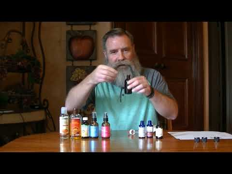 How to make amazing beard oil, a detailed guide.