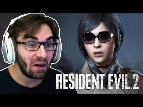 RESIDENT EVIL 2 Remake | Leon #3 - O Estacionamento E A Desconhecida! (Gameplay Português PT-BR)