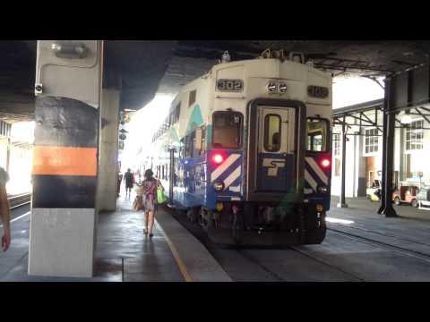 Seattle Sounder Commuter Train