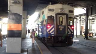 Seattle Sounder Commuter Train
