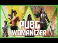 PUBG WOMANIZER - Do not kill female characters! [Strat Roulette]
