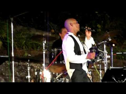 The Soul Mates - Gibraltar - Alameda Gardens - 9th August 2013 - Baker Street