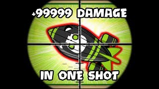 THE MAXIMUM (+99999) DAMAGE IN A SINGLE SHOT 5TH TIER   Bloons TD Battles Hack/Mod (BTD Battles)
